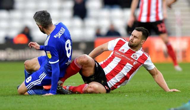 Wright Ipswich tackle Sunderland blog
