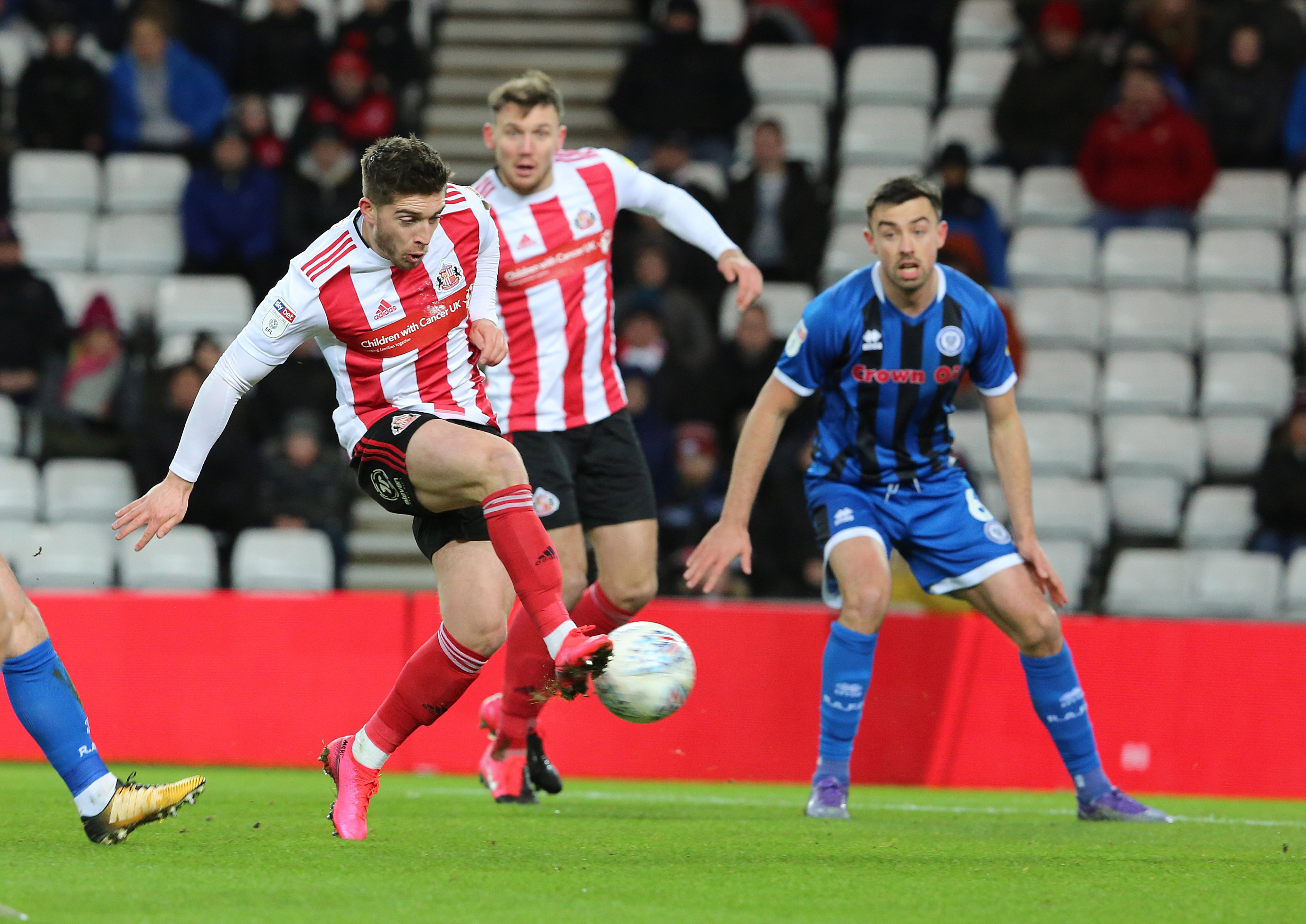 Gooch Rochdale goal Sunderland blog