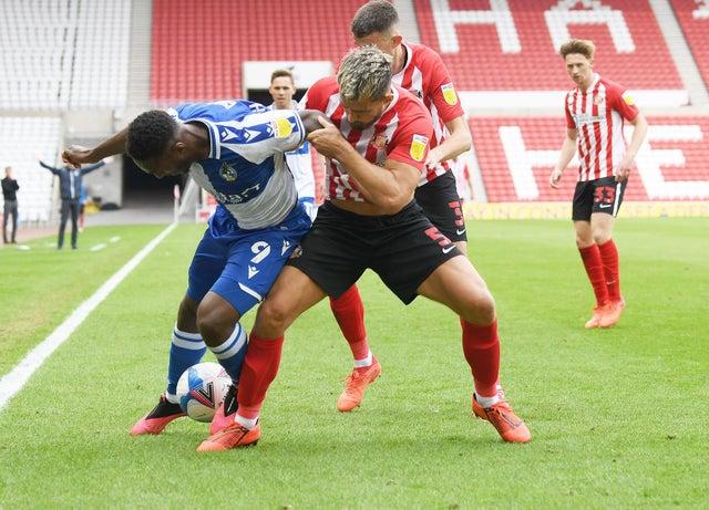 Bailey Wright Bristol Sunderland blog
