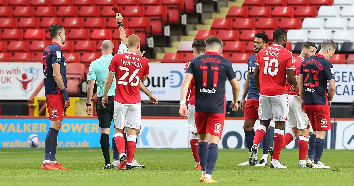 Flanagan Red Charlton Gooch Sunderland blog