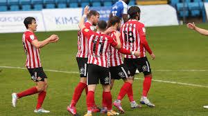 Gills Win Sunderland blog