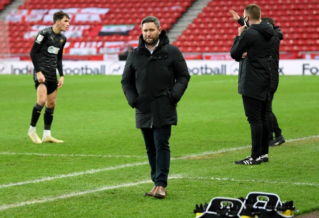 Lee Johnson Wigan Sunderland blog