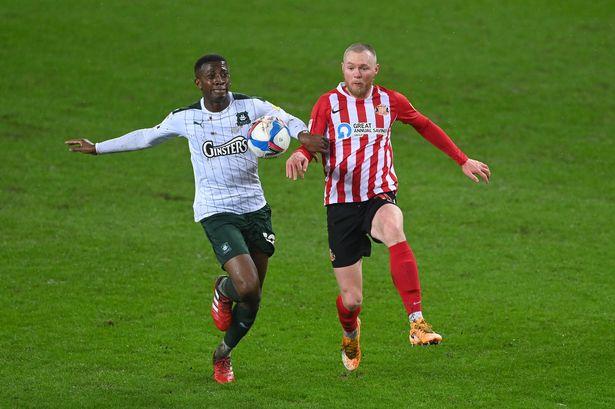 Obrien goal Plymouth Sunderland blog