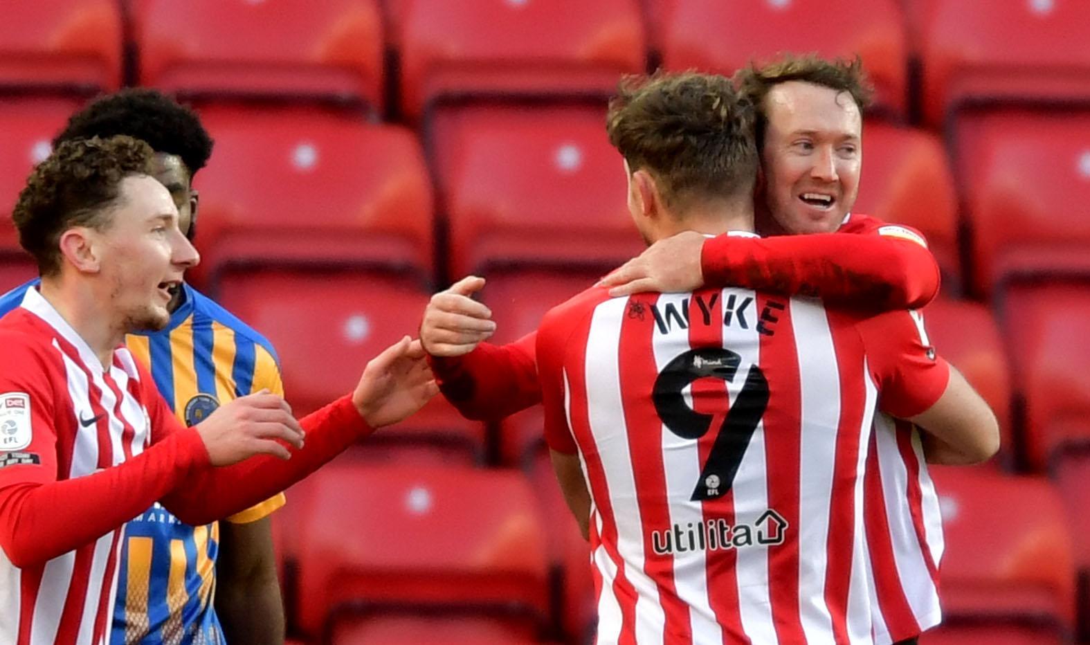 McFazean Shrews Sunderland blog