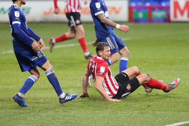 Wyke goal Ipswich Sunderland blog