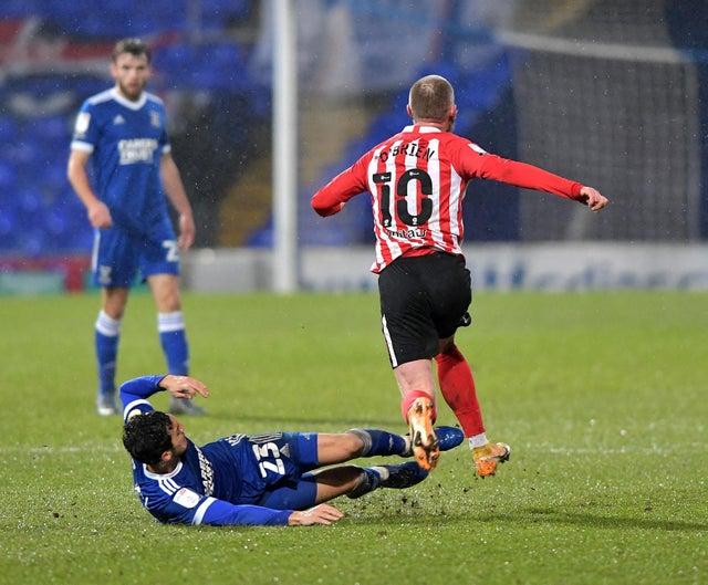 Obrien Ipswich Sunderland blog