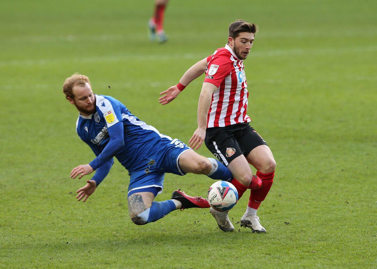 Gooch Gillingham Sunderland blog