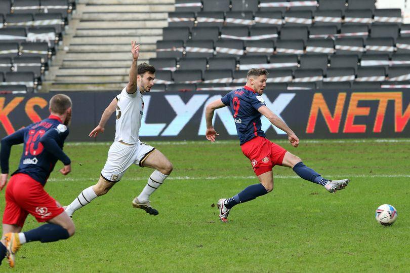 Wyke MK Dons Goal Sunderland blog