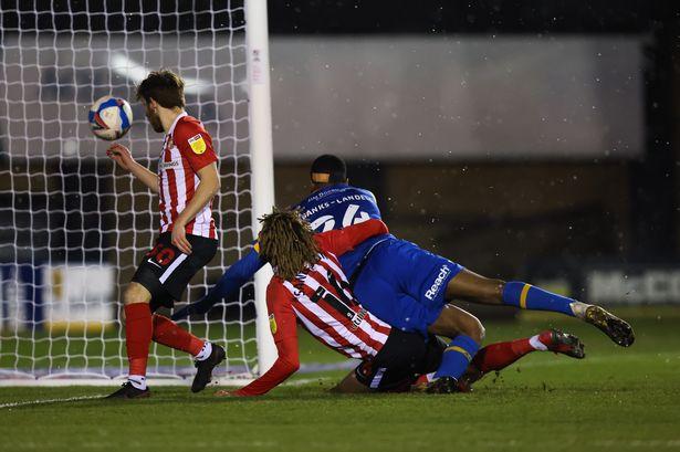 Shrewsbury defeat Sunderland blog