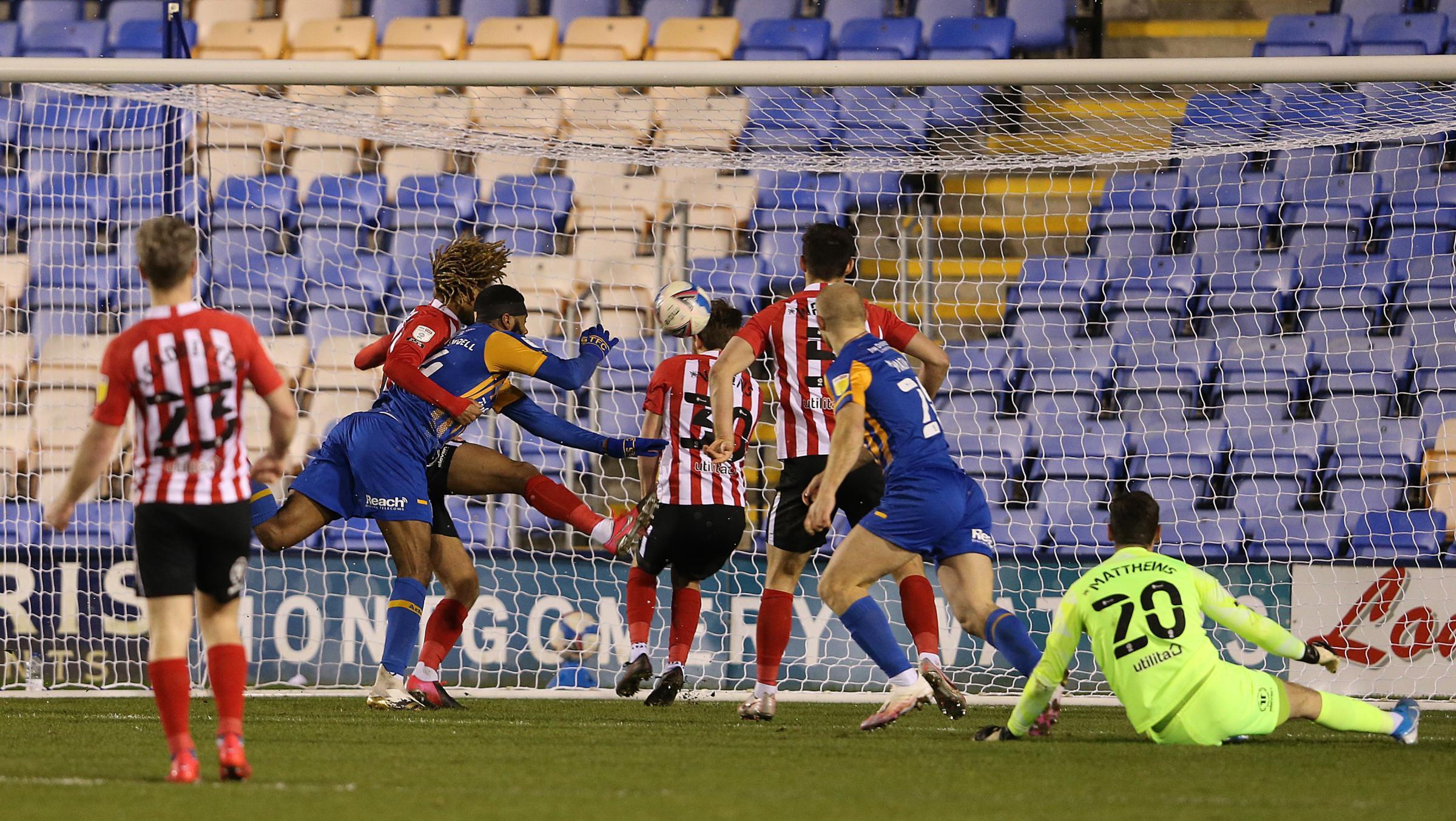 Matthews Shrewsbury Sunderland blog