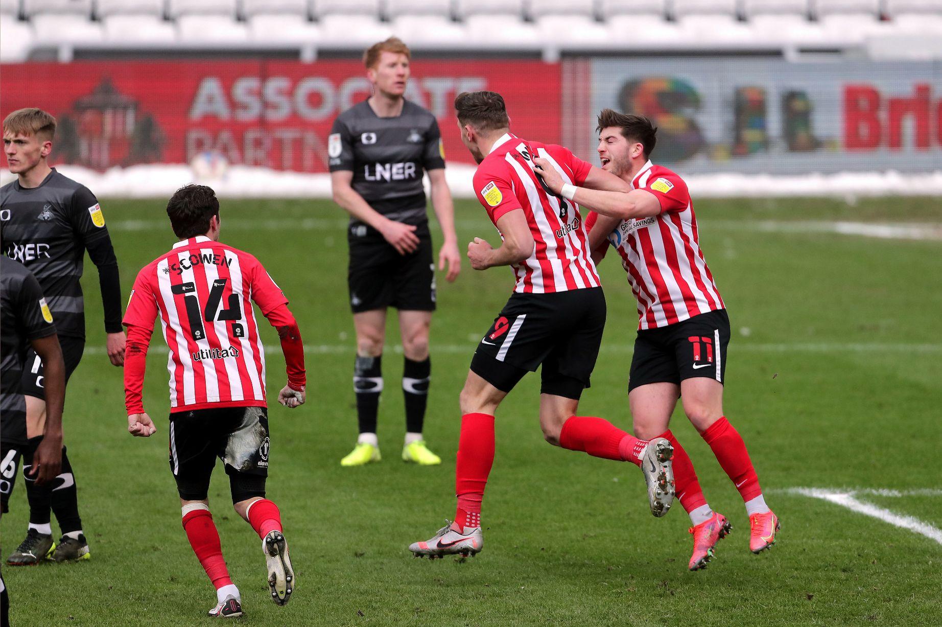 Wyke Doncaster Goal One Sunderland blog