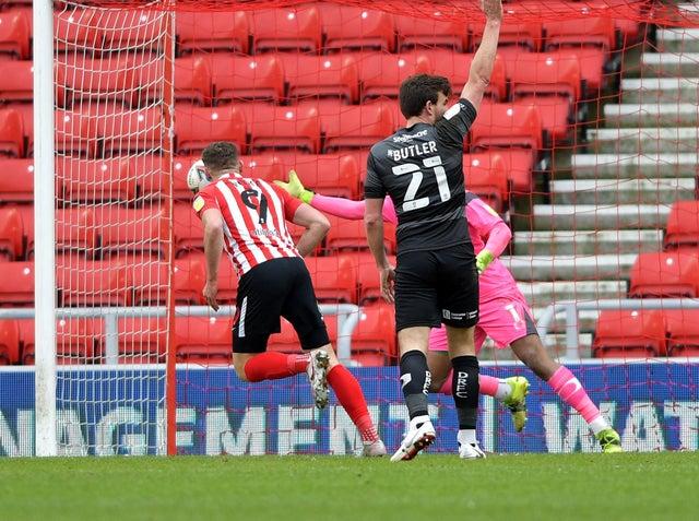 Wyke Doncaster Goal Two Sunderland blog