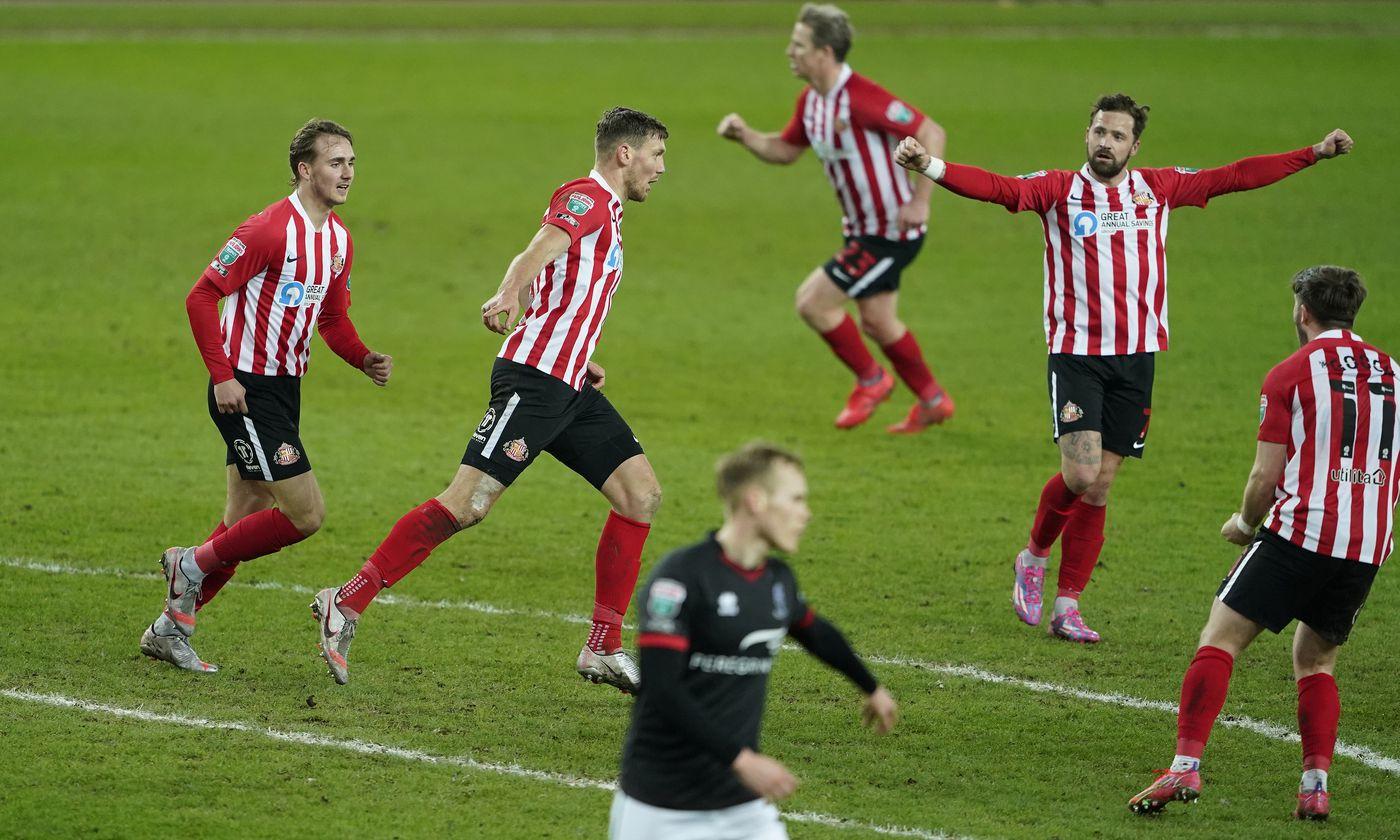 Wyke Lincoln Semi Sunderland blog