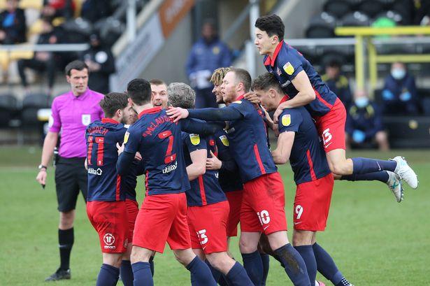 Goal Burton One Sunderland blog