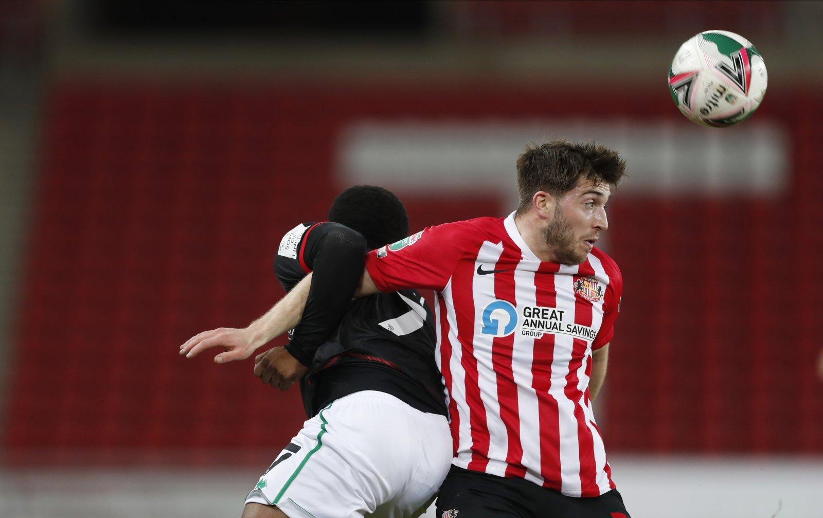 Goal Burton Gooch Sunderland blog