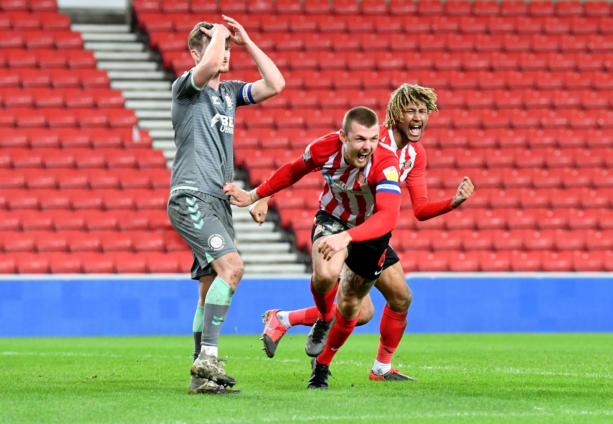 Power goal Sunderland blog