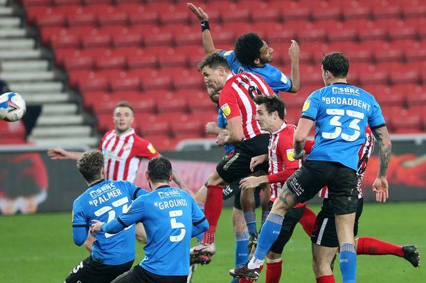 Wyke Swindon 2 Sunderland blog