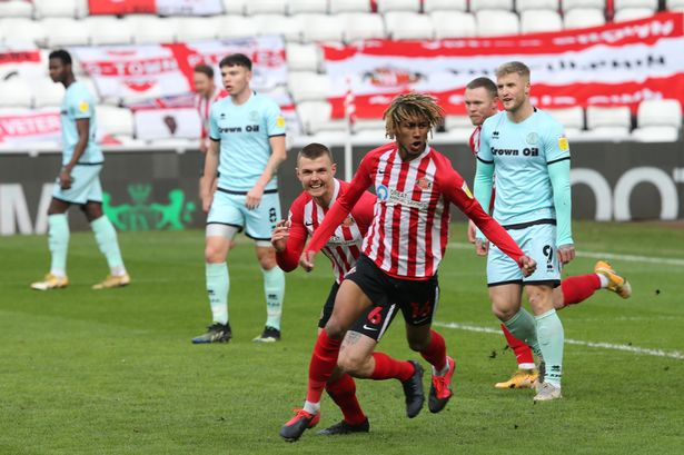 Sanderson goal 2 Rochdale Sunderland blog