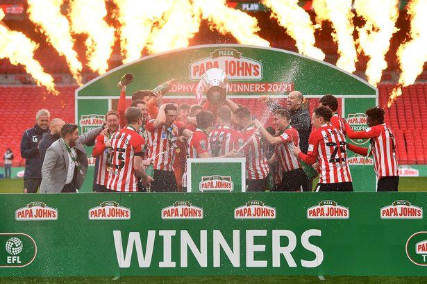 EFL Trophy Winners Sunderland blog