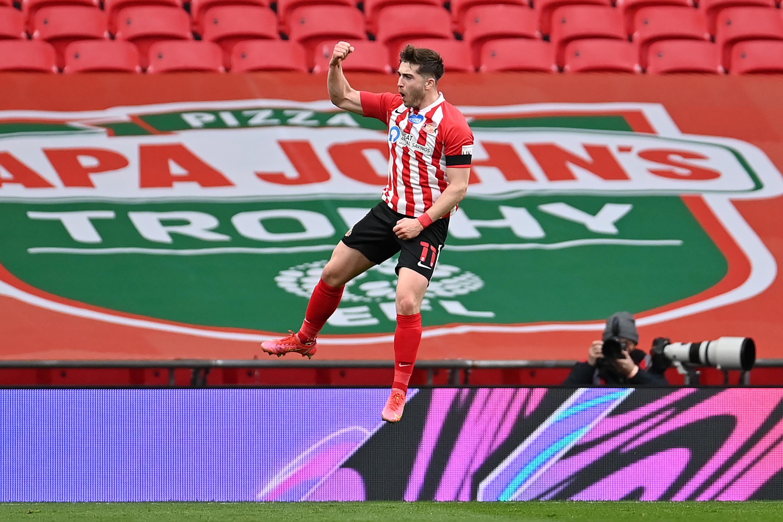 Gooch goal Final Sunderland blog