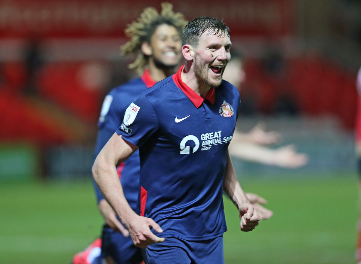 Wyke Accrington Goal Sunderland blog