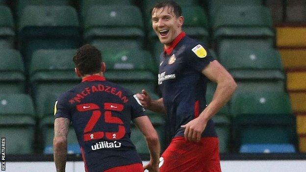 Wyke Lincoln Sunderland blog