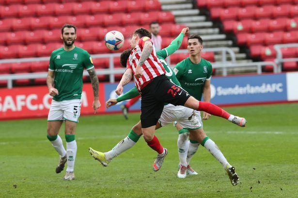 McFadzean Lincoln Sunderland blog