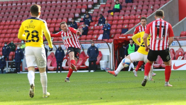 Oxford Gooch goal Sunderland blog