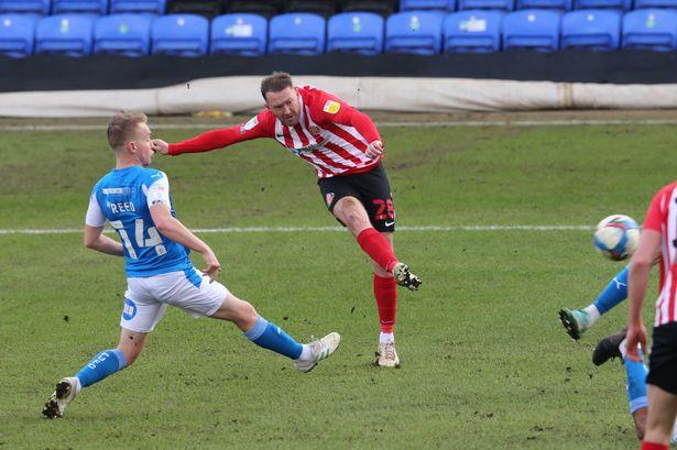 McGeady Peterborough goal Sunderland blog