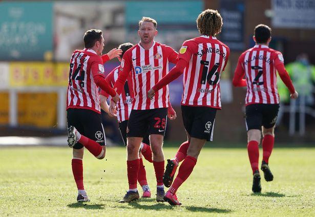 McGeady Peterborough goal 2 Sunderland blog