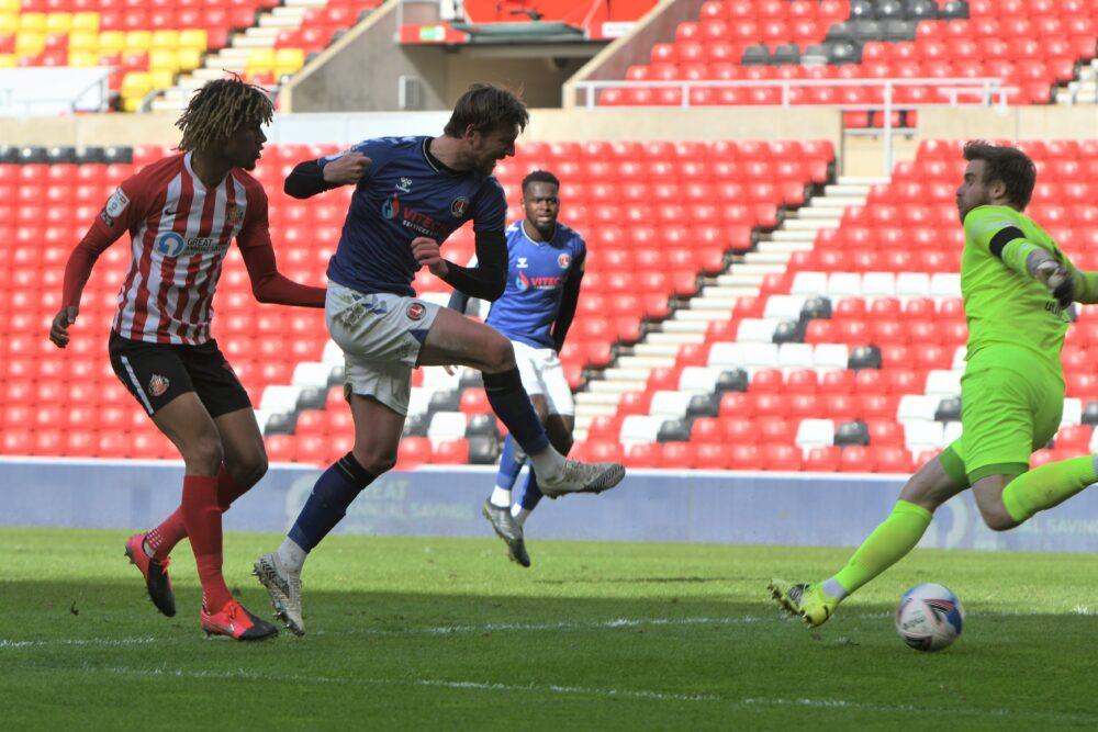 Charlton defeat Sunderland blog