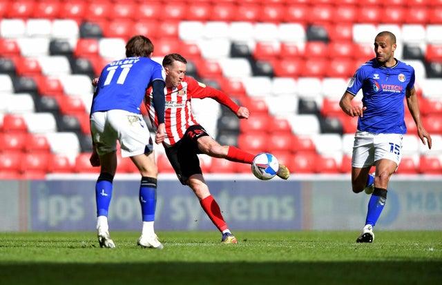 Charlton defeat 2 Sunderland blog