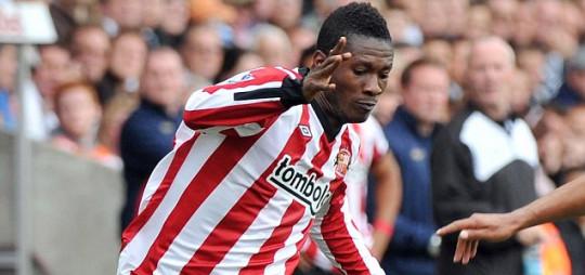 Accrington goal Sunderland blog