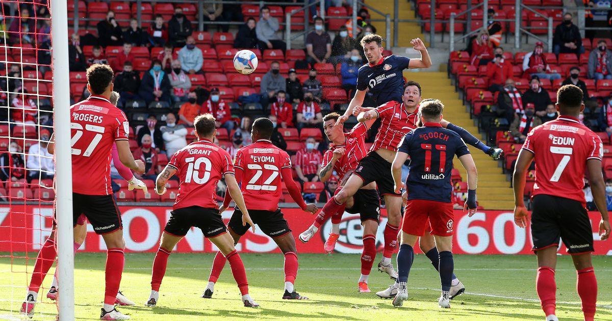 Lincoln first leg Sunderland blog