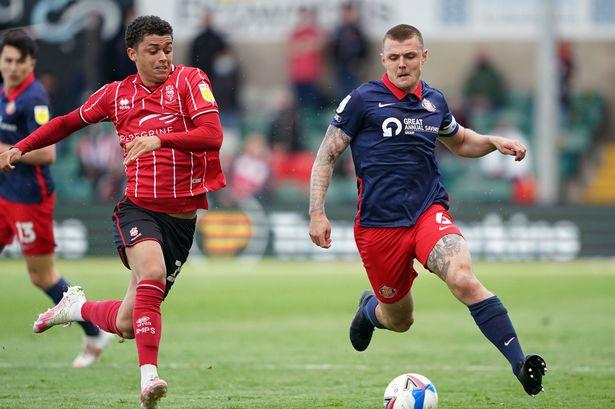 Lincoln first leg 2 Sunderland blog